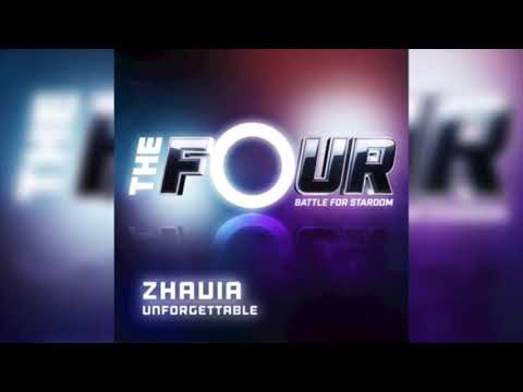 Zhavia - Unforgettable (The Four Performance) Full Version