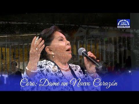 Hna. María Luisa Piraquive, Coro: Dame un nuevo corazón - IDMJI