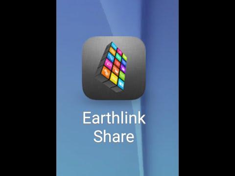 تحميل برنامج Earthlink share افضل اصدار