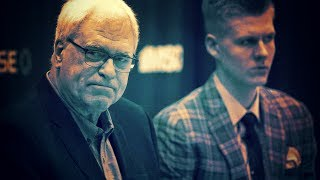 Phil Jackson Motivated to Trade Porzingis! Reveals Asking Price, Disses Melo Again!