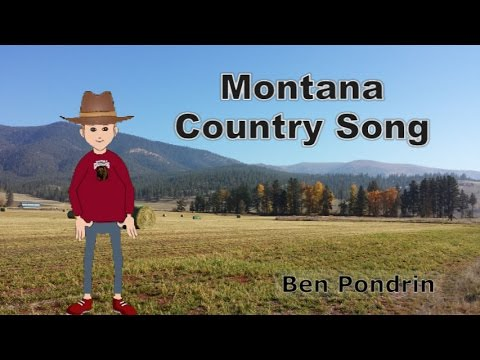Montana Country Song