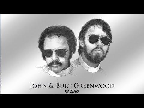 2018 Corvette Hall Of Fame -- John And Burt Greenwood