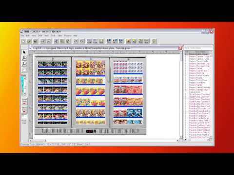 Master Edition Planogram Software | Shelf Logic