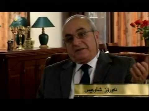 Raof Marof was born in Sulemani in 1920, a Kurdish city