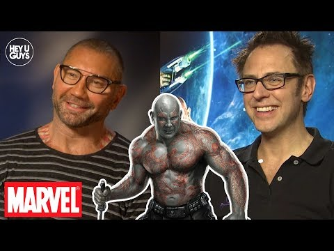 Dave Bautista on the aftermath of the James Gunn  Marvel firing saga