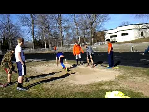 Galion Middle School Track