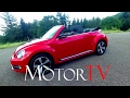 TEST DRIVE: 2017 VOLKSWAGEN BEETLE CABRIO 2.0 TSI 220 HP (ENG)