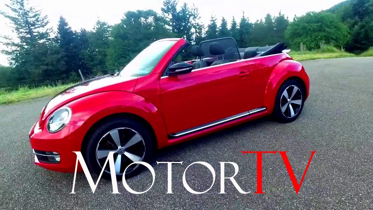 2013 volkswagen beetle cabriolet pictures auto express - Test Drive 2017 Volkswagen Beetle Cabrio 2 0 Tsi 220 Hp Eng