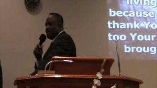 Your Grace & Mercy Brought Me Through (Pastor Lance Brown)