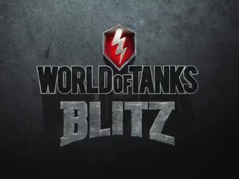 World of Tanks Blitz - War Gaming Logo Reveal