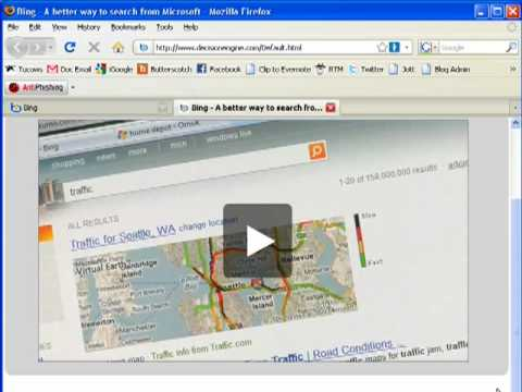 Microsoft readies Bing search engine for...