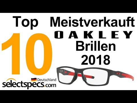 0071ffaa63 Top 10 Meistverkauft Oakley Brillen 2018 - mit Selectspecs.com/de - YouTube