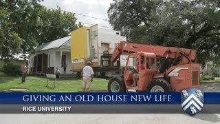 Rice Architecture Alums' Inhouse Outhouse Is In Business