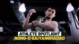 Nong-O Gaiyanghadao Athlete Spotlight | ONE Feature