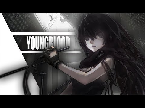 Nightcore - Youngblood 「Female 」by 5 Seconds Of Summer