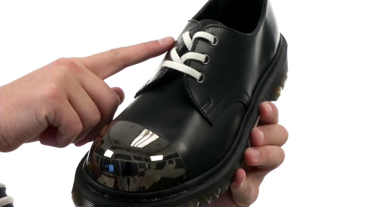 Dr. Martens Talib 8-Eye Raw Boot SKU:8475129 - YouTube