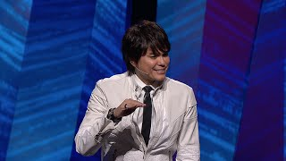 Joseph Prince - Speak Out And Find Strength - 27 Sept 15