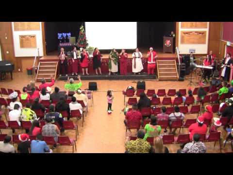 "Gateway Christmas Service 2016 ~ GIM Worship Team ""O Holy Night"""
