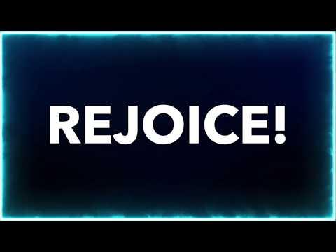 Again I Say Rejoice *LYRIC VIDEO* | Israel Houghton | New Breed