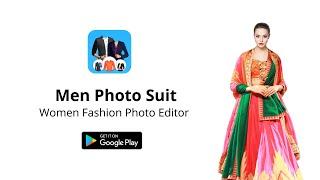 पुरुष फोटो सूट | महिला फैशन फोटो संपादक | स्टाइलिश सूट और कपड़े | पुरुष और महिला फोटो संपादक ऐप screenshot 4
