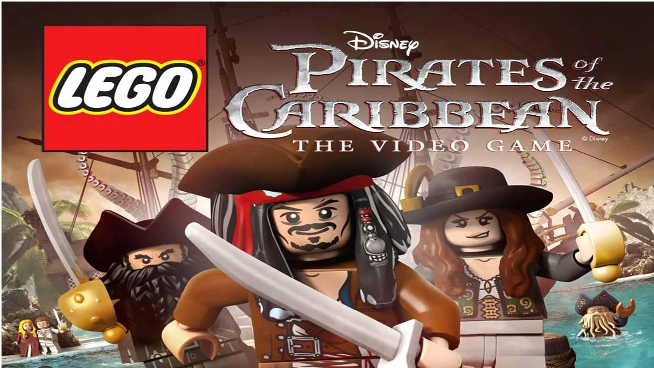 Lego Pirates of the Caribbean Playlist Logo - YouTube