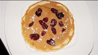 Recette facile des pancakes Canadien