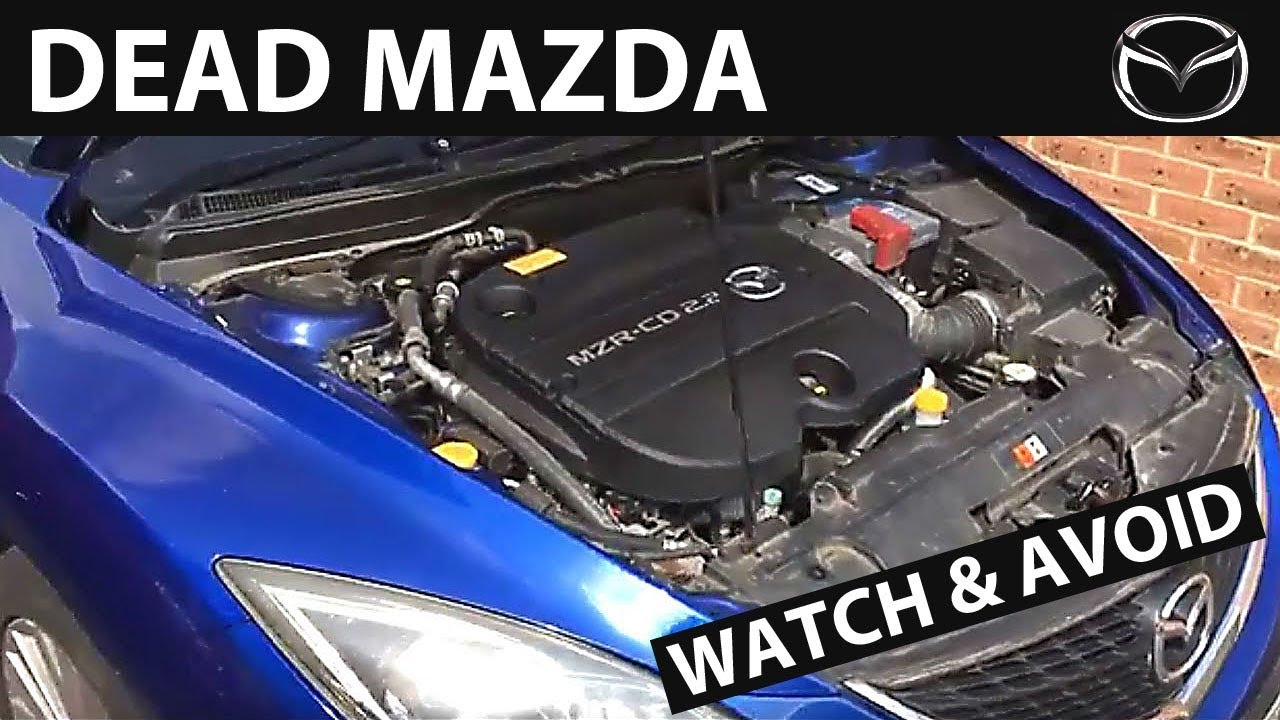 Dead Mazda 22 Diesel Dont Let This Happen To You Engine 2 3 Diagram Problem