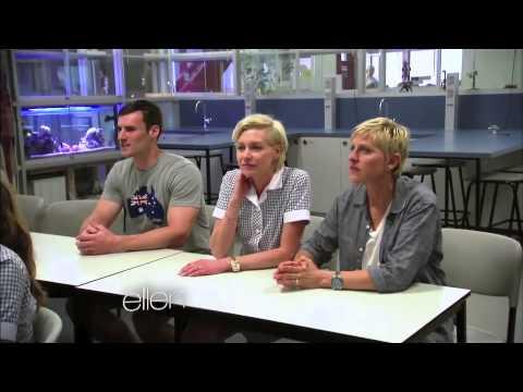 Ellen & Portia ... True love story