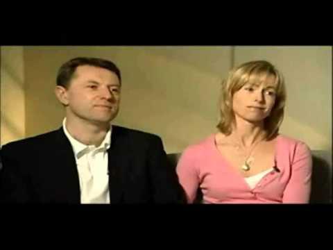 Gerry McCann 'smirk' for 20 seconds?