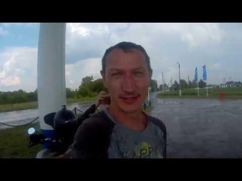 На мотоцикле в город Собинка