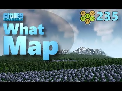 Cities Skylines - What Map - Map Review 235 - Vinland