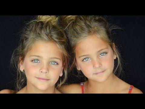 7-ամյա այս երկվորյակները համարվում են մոլորակի ամենագեղեցիկ քույրերը