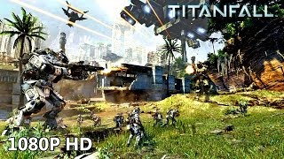 TITANFALL ATTRITION Gameplay 1080HD - Titanfalls & Titan Combat GamePlay - Titanfall Gameplay BATA
