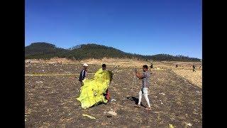 Ethiopian Airlines Boeing jet crashes, killing 157