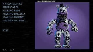 S2 Baby s Nightmare Circus Prize Corner All Animatronics Extras Jumpscares
