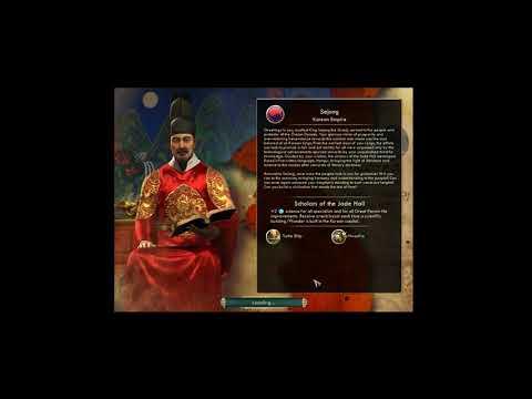 Civilization V | S01E01 : La Corée entre dans l'arène !