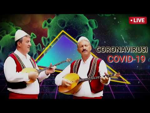 Vellezerit Lleshi - Coronavirus song (Kenge Humoristike) 2020