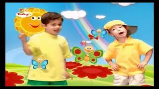 Rengarenk Kelebekler - Butterflies - Baby TV Türkçe