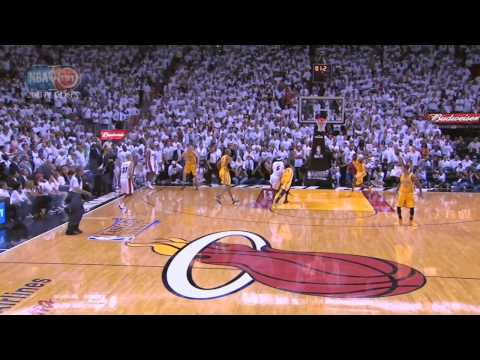 Watch: LeBron James Drains Game-Winning Buzzer Beater as Heat Defeat Pacers in Game 1 of Eastern Conf. Finals