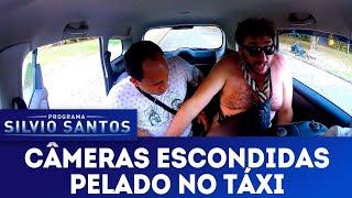 Pelado no Táxi   Câmeras Escondidas (14/10/18)
