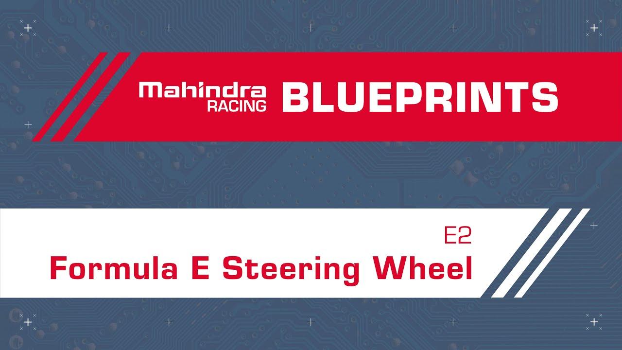 Mahindra blueprints episode 2 formula e steering wheel youtube mahindra blueprints episode 2 formula e steering wheel malvernweather Choice Image