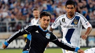 HIGHLIGHTS: San Jose Earthquakes vs. LA Galaxy