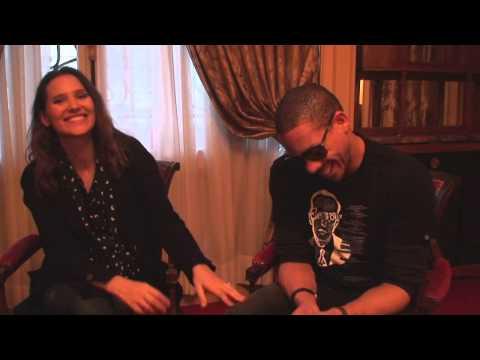 Interview Virginie Ledoyen et JoeyStarr (Une autre vie)