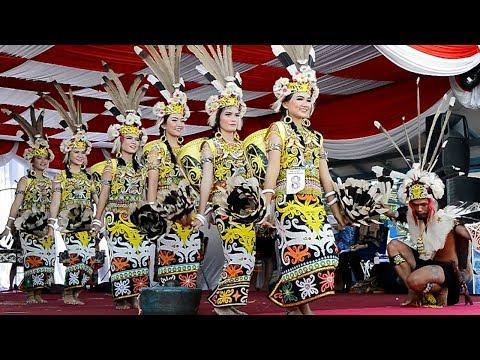 North Borneo Dance Festival in Tanjung Selor | DAYAK BORNEO #6
