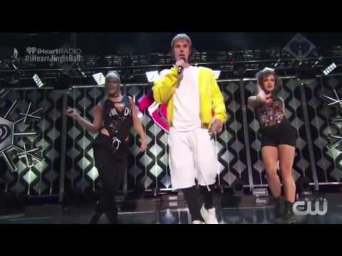 Justin Bieber - Company (Live at Z100's Jingle Ball 2016) iHeartRADIO