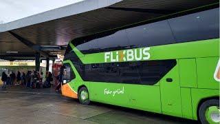 VIAJAR EN BUS POR EUROPA, FLIXBUS 8 HORAS (BERLÍN-VARSOVIA)