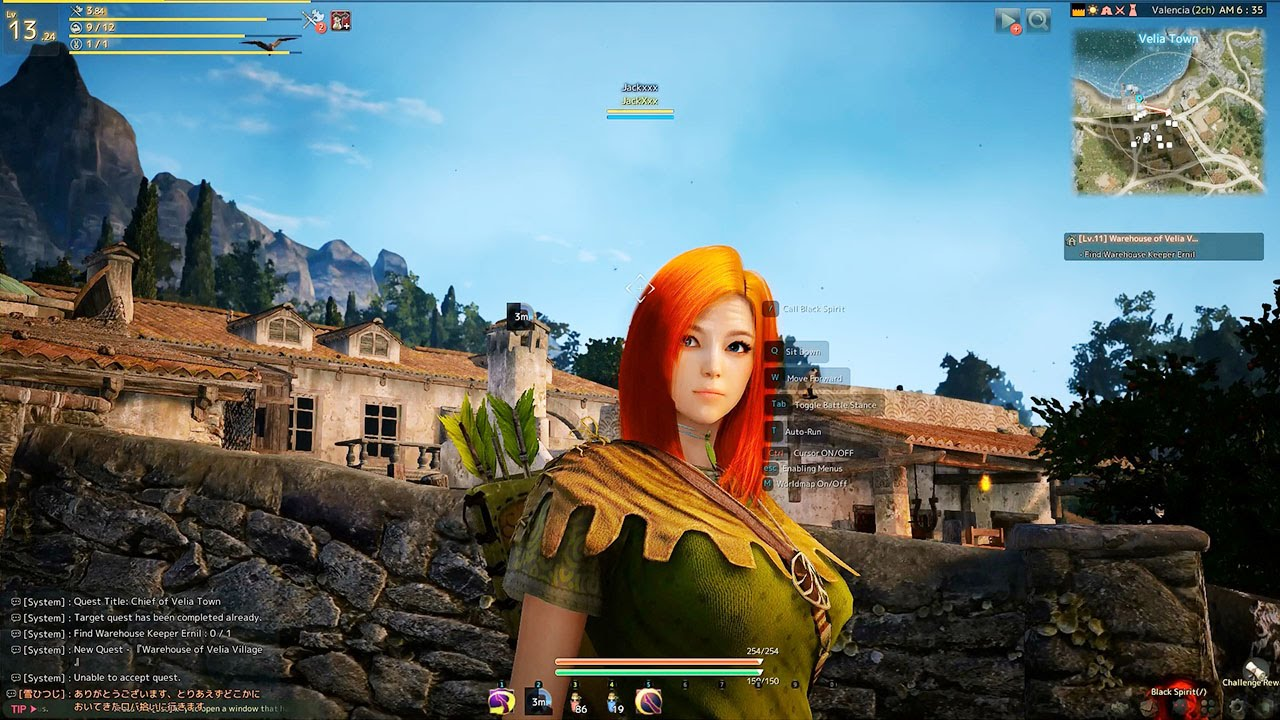 black desert online update error