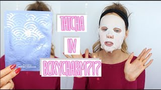 Baixar TATCHA in BOXYCHARM?! Is this real life?!