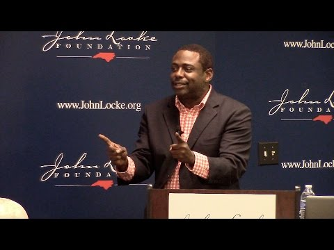 Carolina CAN's Marcus Brandon outlines obstacles to N.C education reform