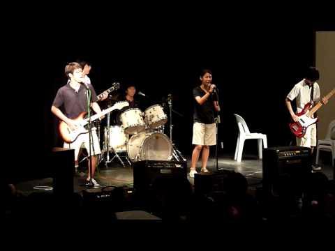 DITCH at Bearcat Idol- Grand theft autumn